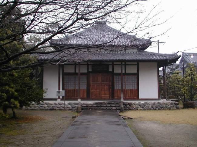 一宮市博物館データ検索システム 寿福寺本堂(選仏堂)